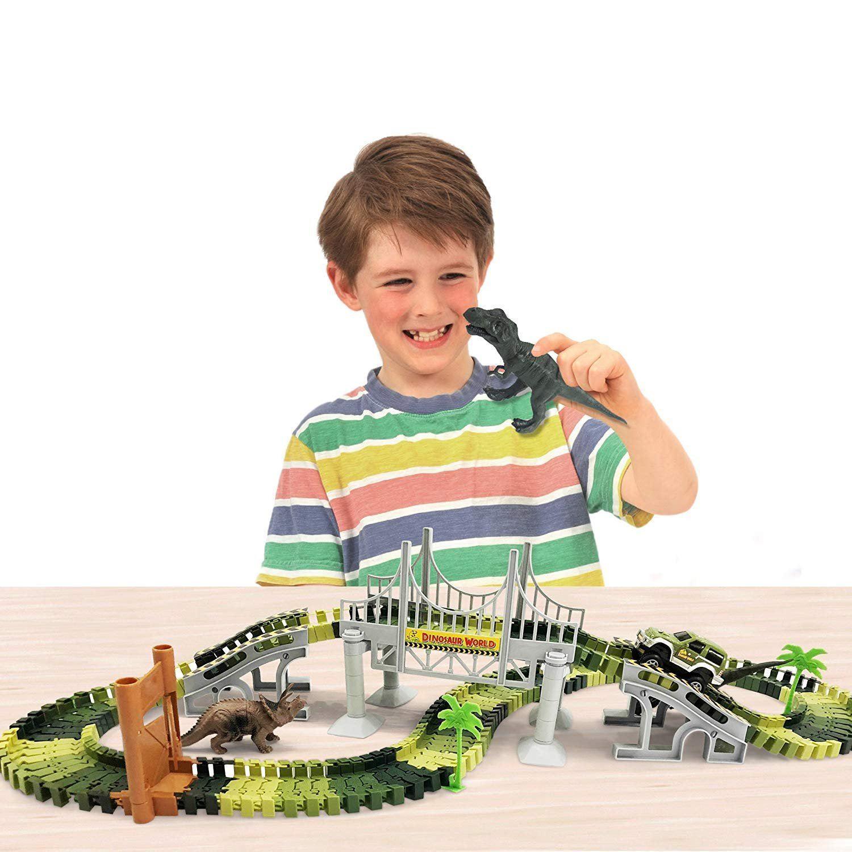GFT Dinosauří autodráha