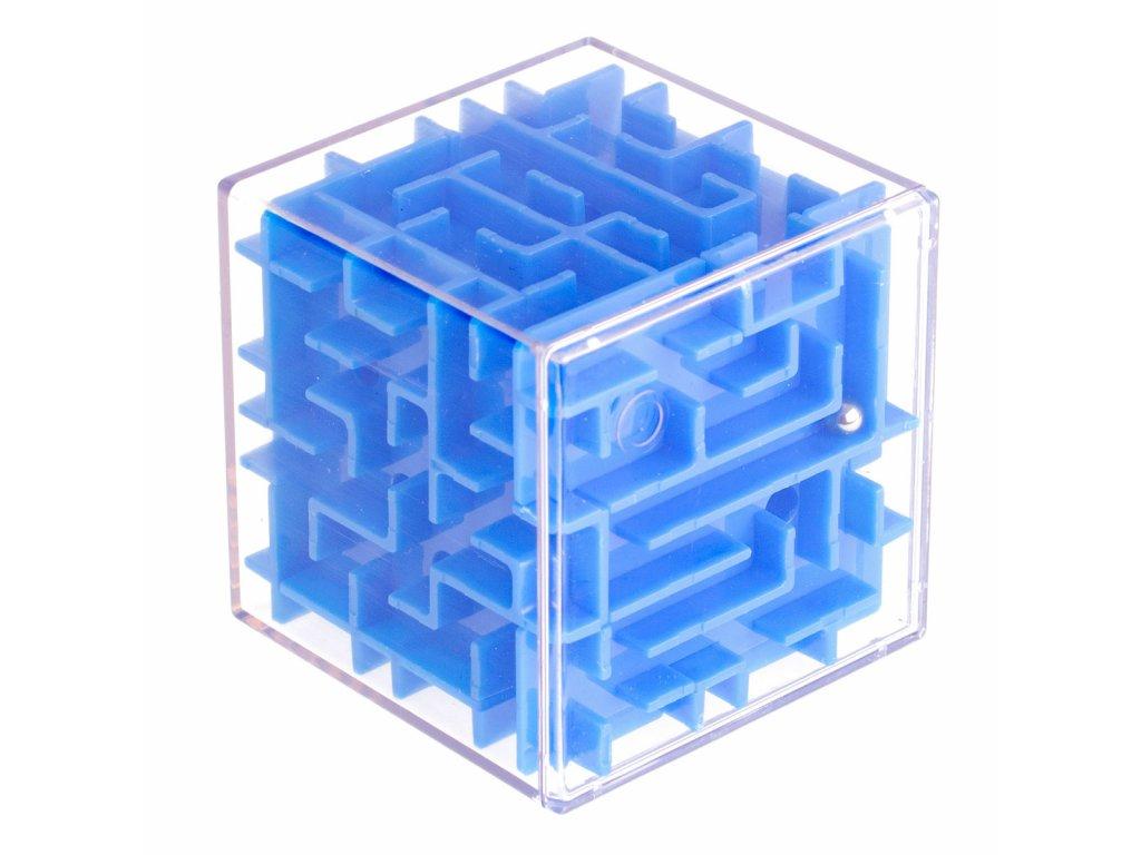 35357 1 3d kostka labyrint color kx6982
