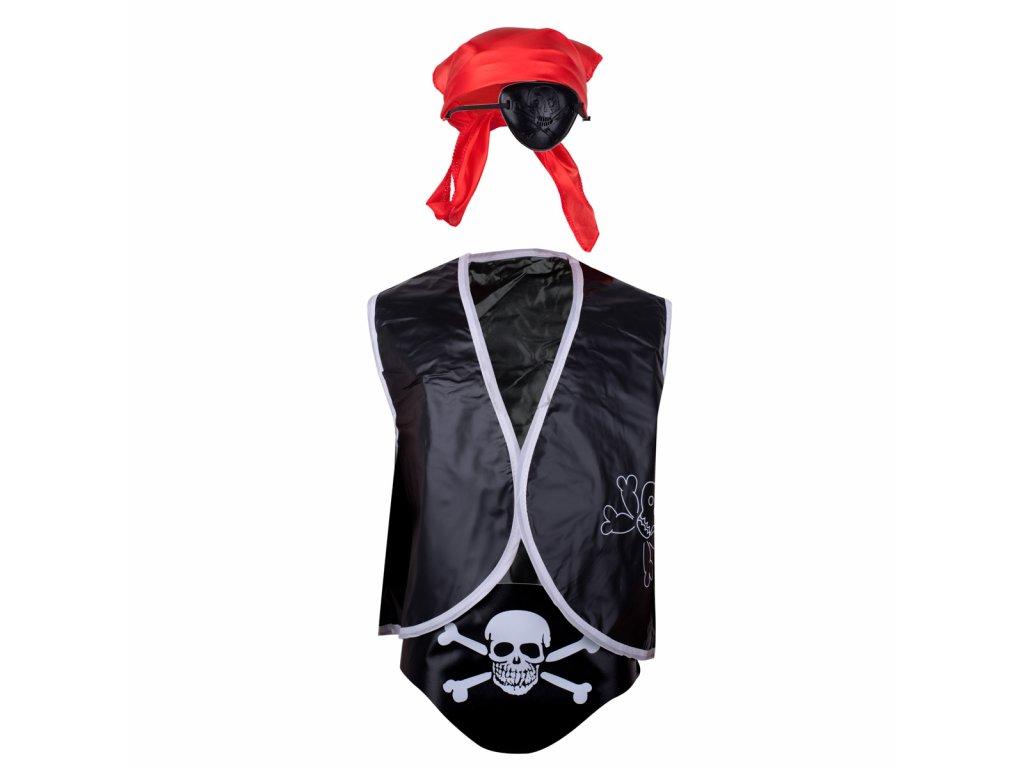 35465 1 detsky kostym kostym pirat kx6922