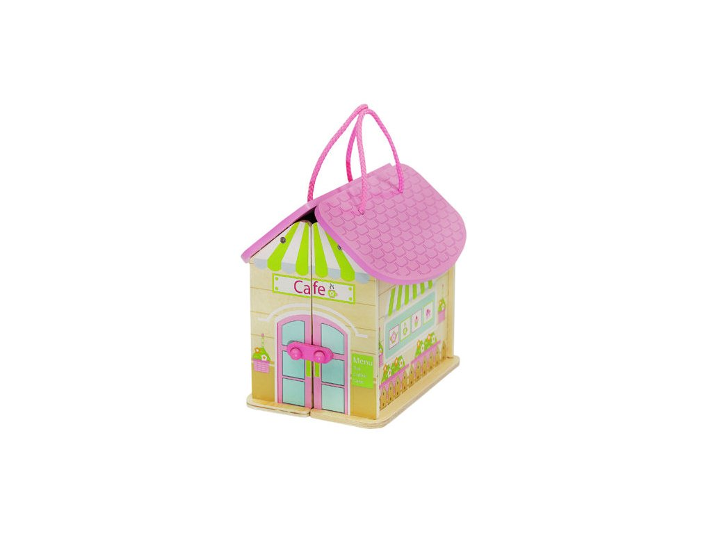 pol pl Domek drewniany dla lalek D6522 6522 1
