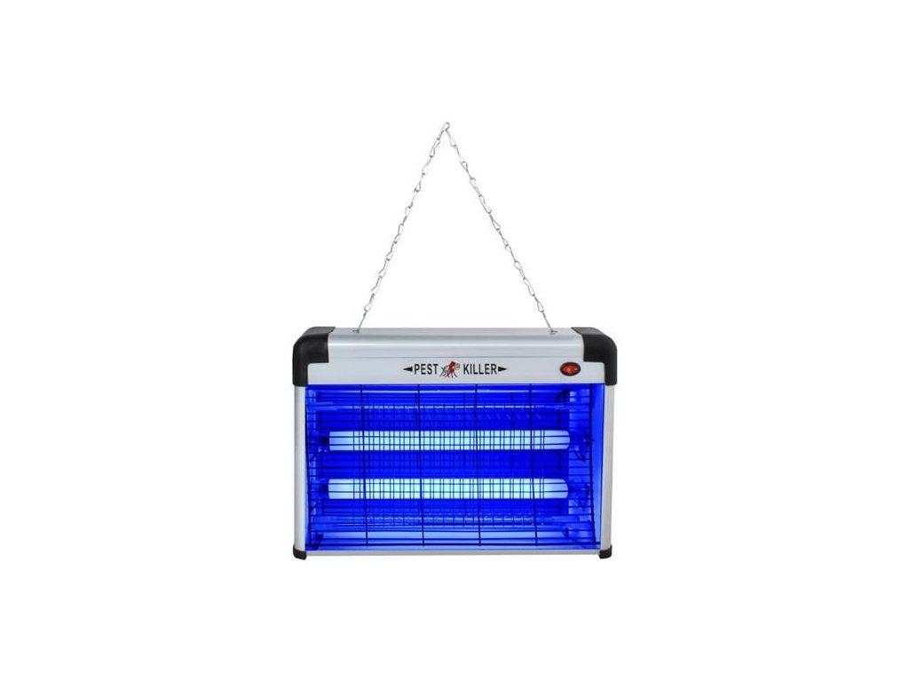 24863 9 elektricky lapac hmyzu s uv zarivkou 20w 8626