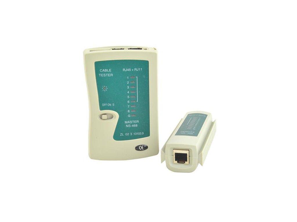 pol pl Tester kabli RJ45 RJ11 5189 4