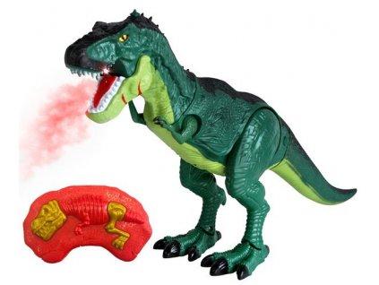 37811 dinosaurus se zvuky a kourem 45cm 9444