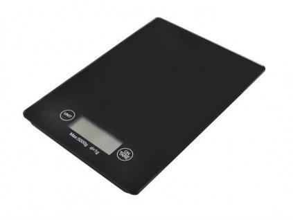 21563 digitalni kuchynska vaha slim 5 kg cerna 1158