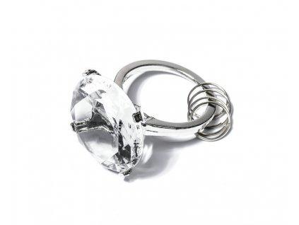 eng pl Diamond key ring pink 590 1