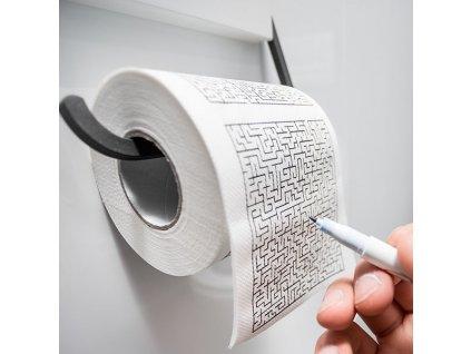 eng pl Maze toilet paper 1143 1