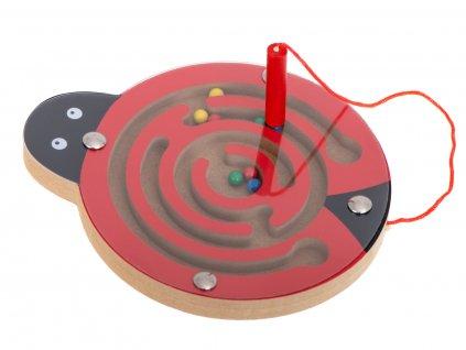 48185 1 magneticky labyrint zviratka beruska kx6533 1