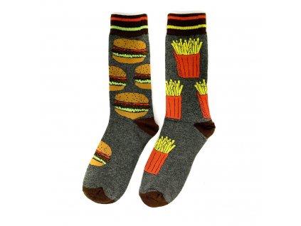 51755 vesele ponozky hranolky