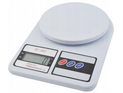 Kuchenna Waga LCD Elektroniczna Gramowa 1g 10kg