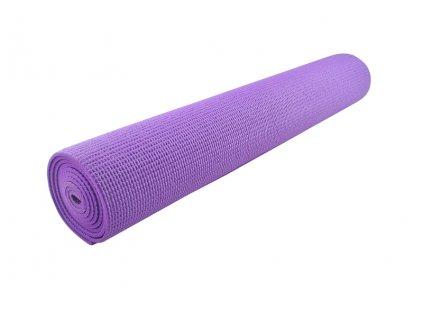 14594 podlozka na cviceni joga fitness fialova