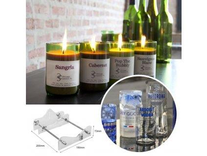 19292 rezacka na sklenene lahve z507