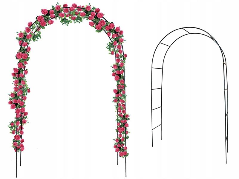 ISO Záhradný oblúk, 1719