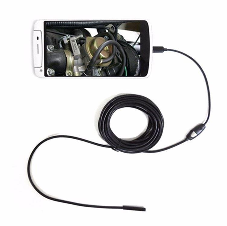 GFT endoskopická kamera