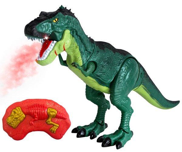 ISO Dinosaurus so zvukmi a dymom 45cm, 9444