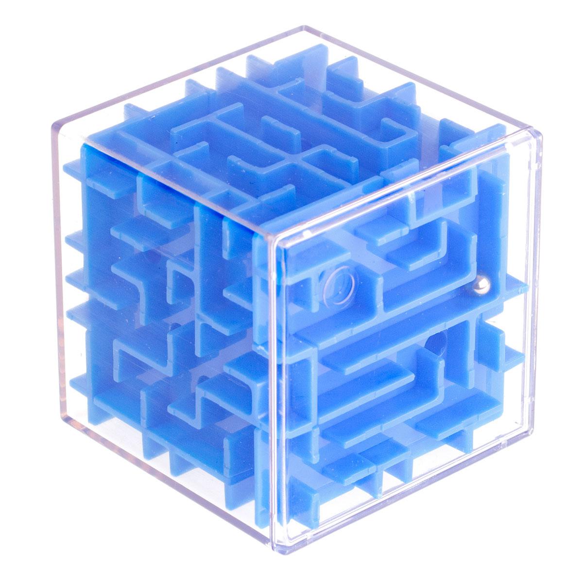 KIK 3D Kocka Labyrint Color, KX6982