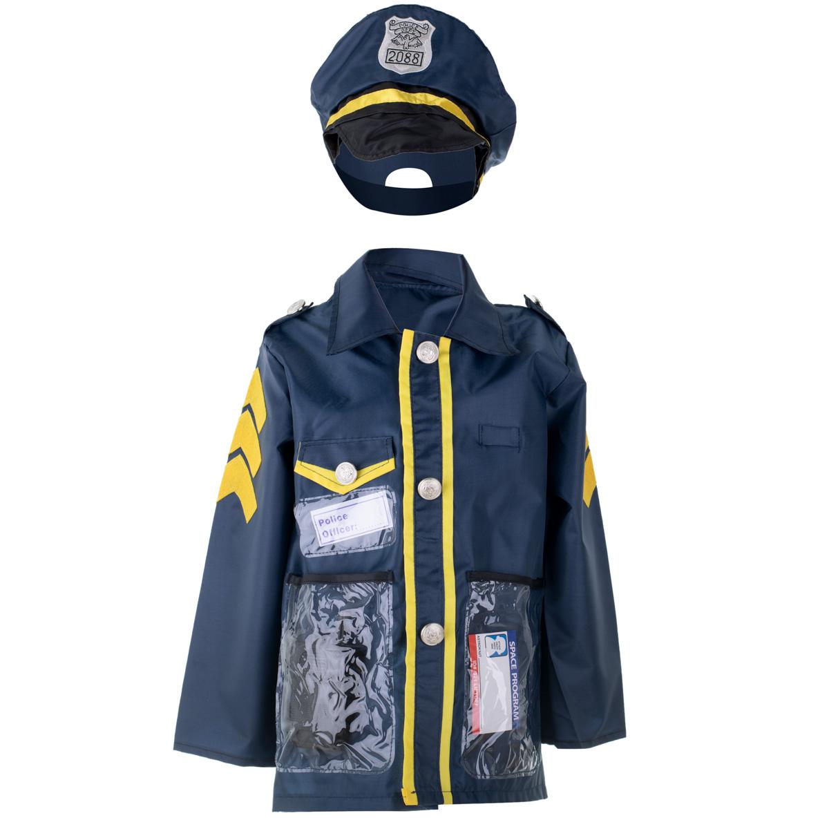 KIK Detský kostým Policajt, KX6923