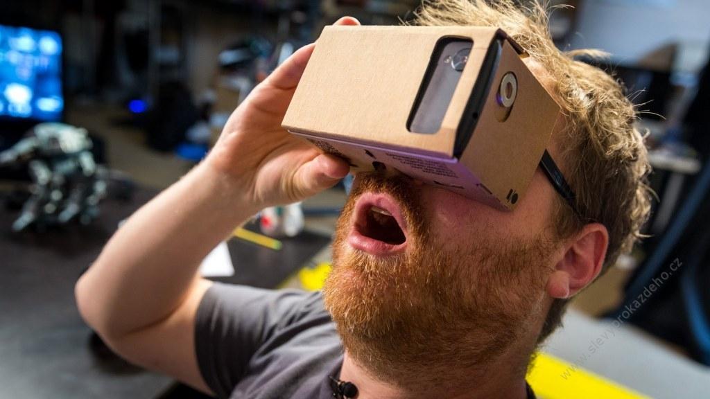 ISO Google 3D Cardboard okuliare - Výpredaj!