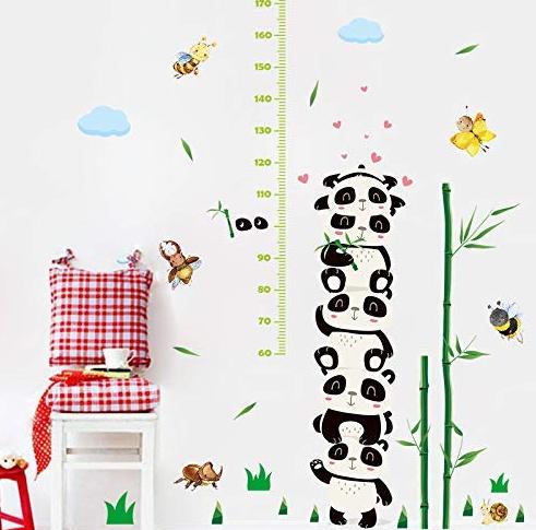B2B Nalepovací meter - Panda