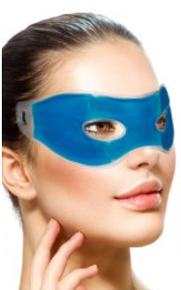VOG Chladiaci maska na oči