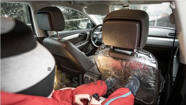 B2B Chránič sedadiel v aute