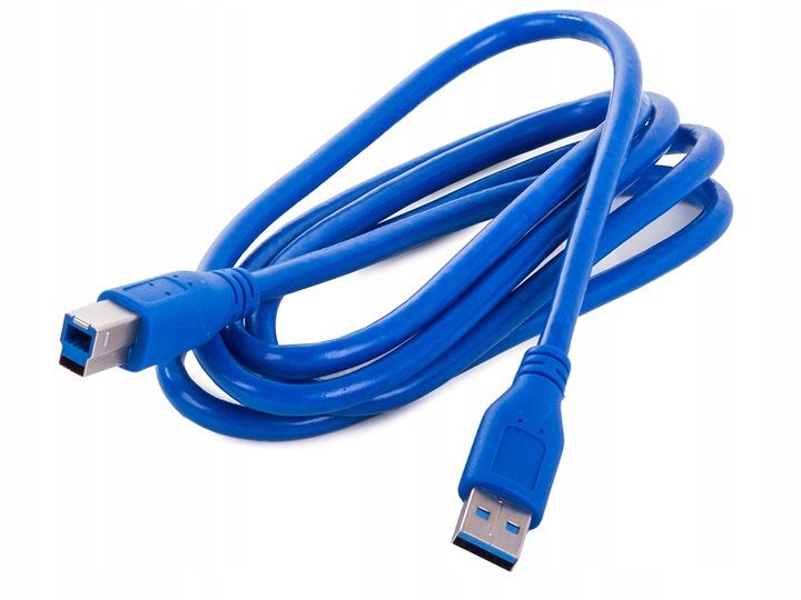 Verk Kábel USB 3.0 AB, 9pin, 1,5m, 13077