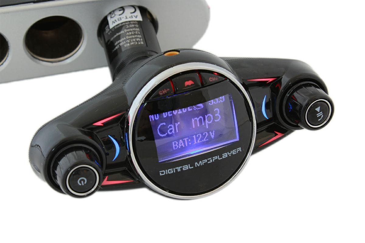 APT Transmitter FM, Bluetooth 4.0 8v1, OG45