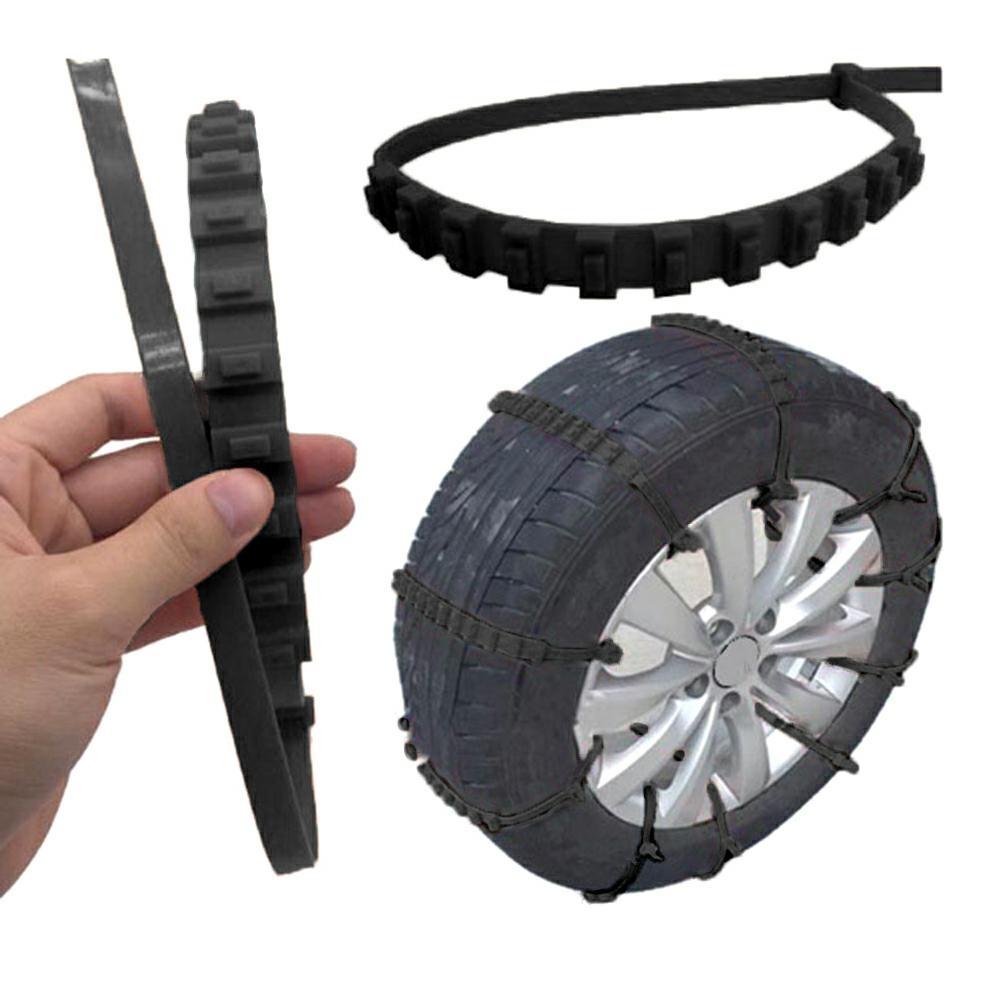 APT Jednorazové vyslobodzovacie pásy na sneh a ľad 10ks, čierna, AG620A