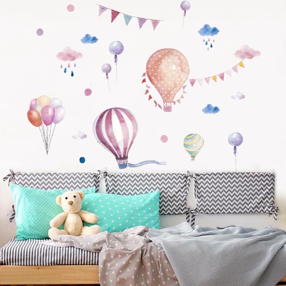 GFT Samolepky na stenu - balóny