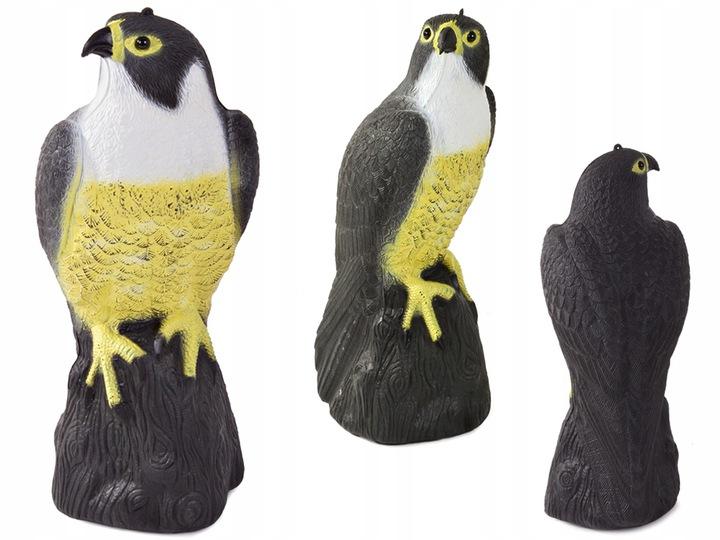 Verk Odpudzovač holubov a vtákov Sokol 40 cm - čierny, 01437