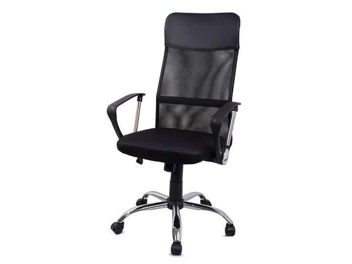 Verk 01461 Kancelárska stolička Black