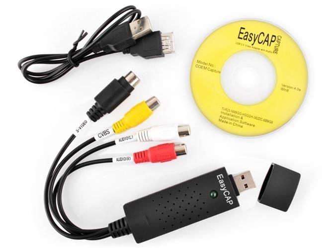 ISO UVC USB video grabber Win7 / Win8, 0085