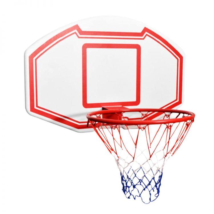 EcoToys Basketbalový kôš s doskou, CDB-002BRA