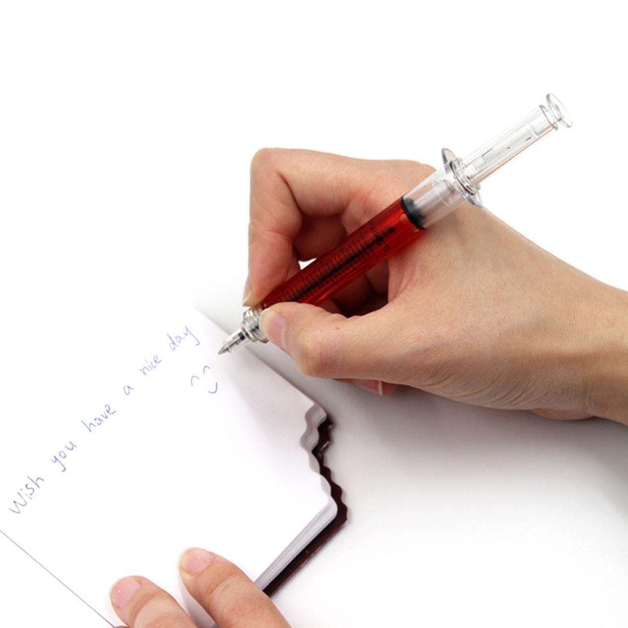 GFT Striekačkové pero - červená