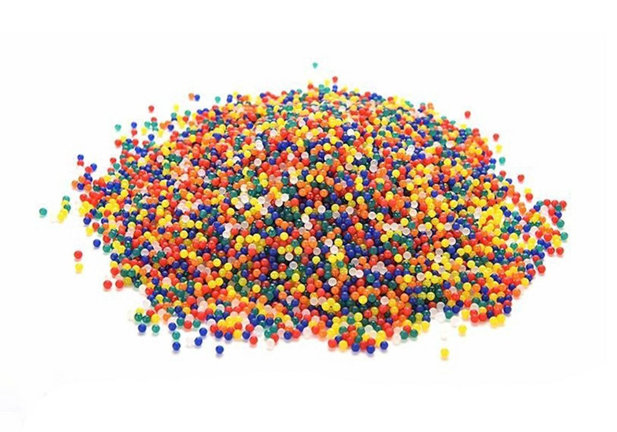 APT AG91C Vodné perly - gelové guličky do vázy 5 g - farebné