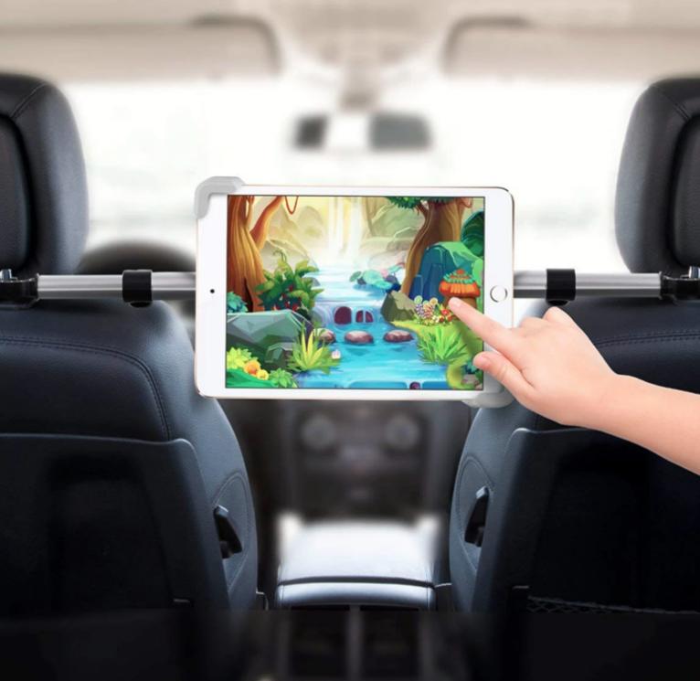 Pronett XJ3474 Nastaviteľný držiak tabletu do auta medzi sedačky