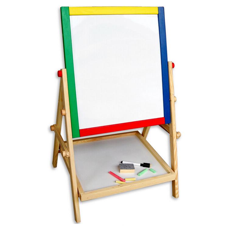 KIK Obojstranná tabuľa pre deti 65 x 35 x 37 cm, KX8994