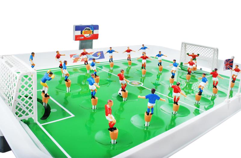 ISO Stolný futbal - 22 hráčov na pružinách, 1499