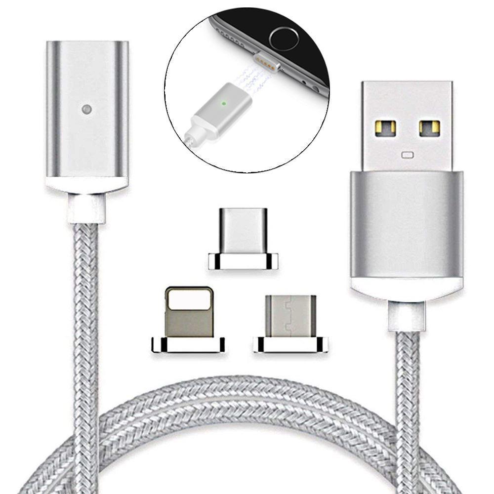 GFT USB kábel s vymeniteľnými koncovkami