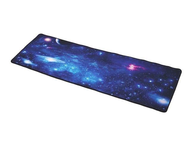 ISO Podložka pod myš, vesmír hviezdy 30 x 88cm, 8518