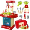 29735 velka kuchynka pro deti v kufriku kx9024
