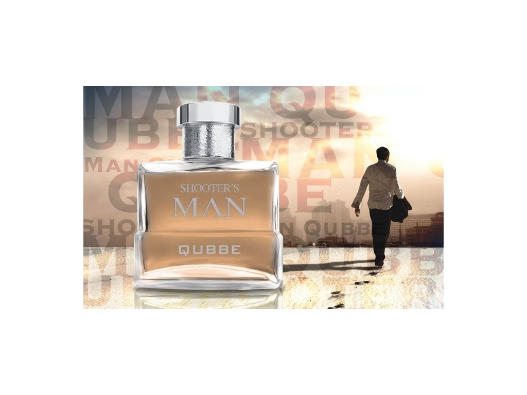 Farmasi SHOOTER´S QUBBE EdT 100ml