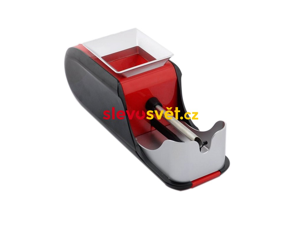 Gerui Elektrická plnička cigaret GR12-002 červená