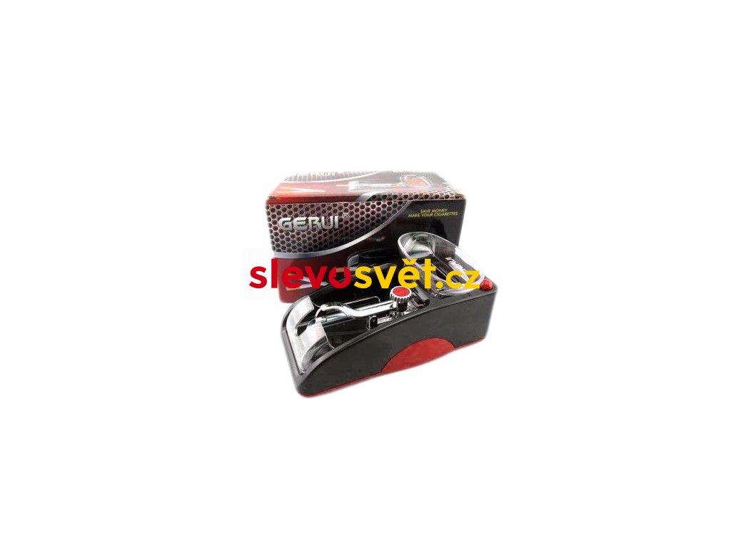 Gerui Elektrická plnička cigaret GR12-005 červená