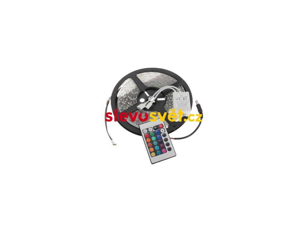 LED21 LED pásek RGB 3528 5m 14,4W/m 60LED/m IP20