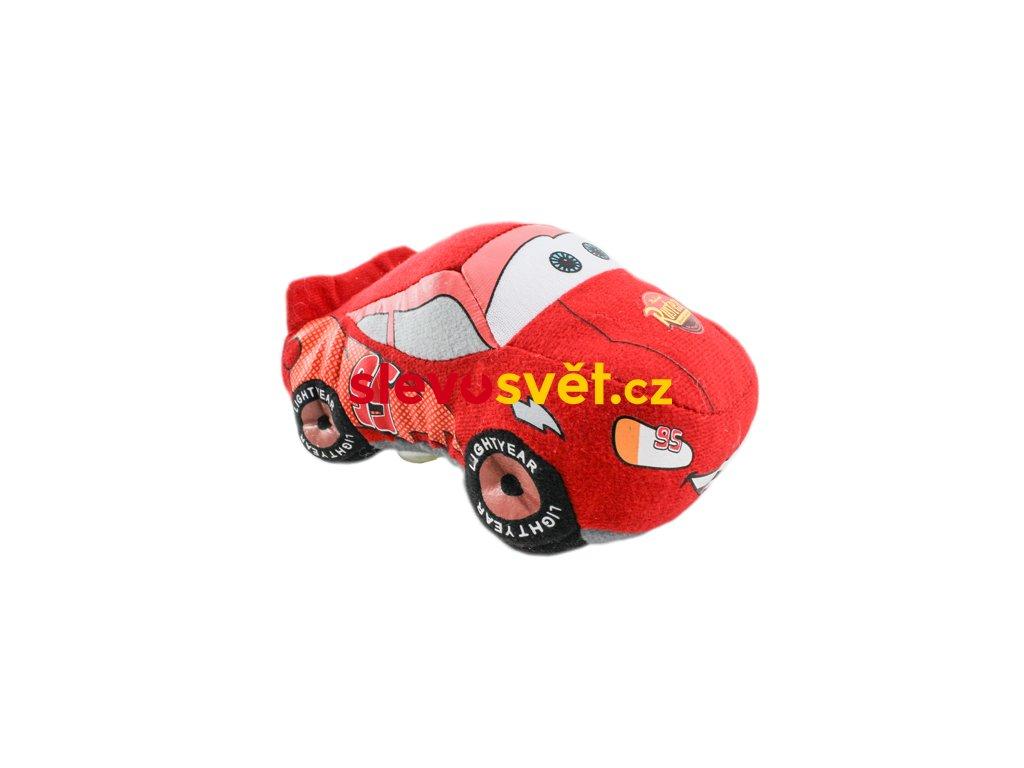 Plyšové auto z filmu Cars