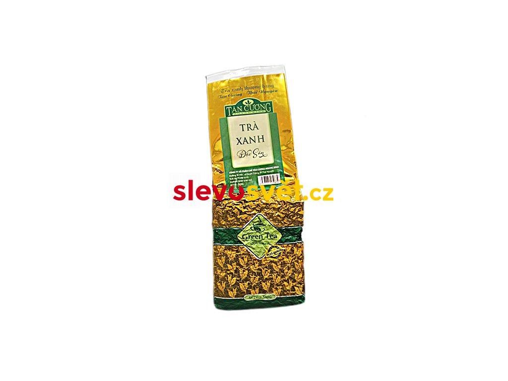 Vietnamský zelený čaj Thai Nguyen 500g - zlatý