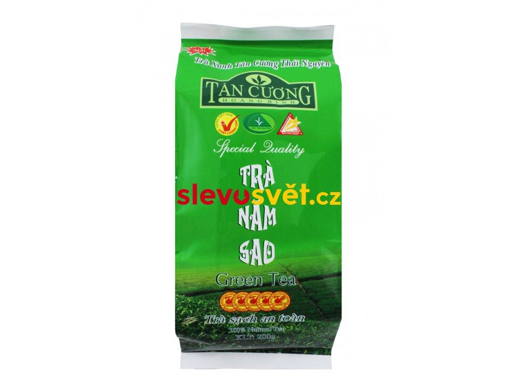 Vietnamský zelený čaj Tan Cuong 200g