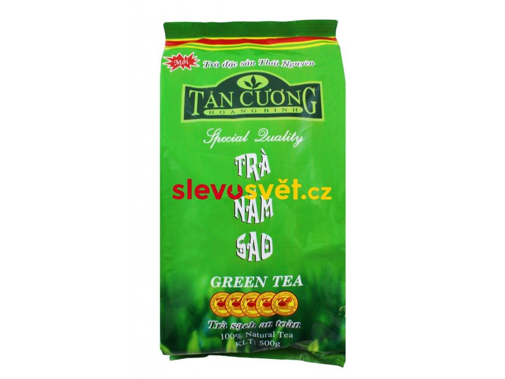 Vietnamský zelený čaj Tan Cuong 500g