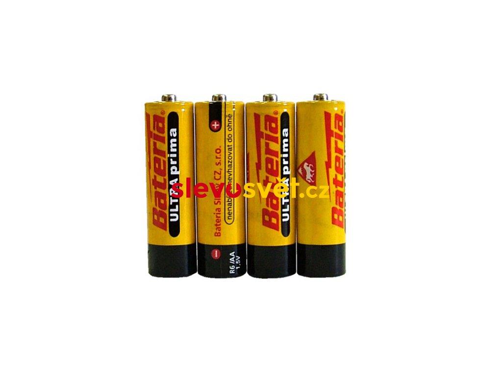Baterie ULTRA prima R6 - AA - 1,5V
