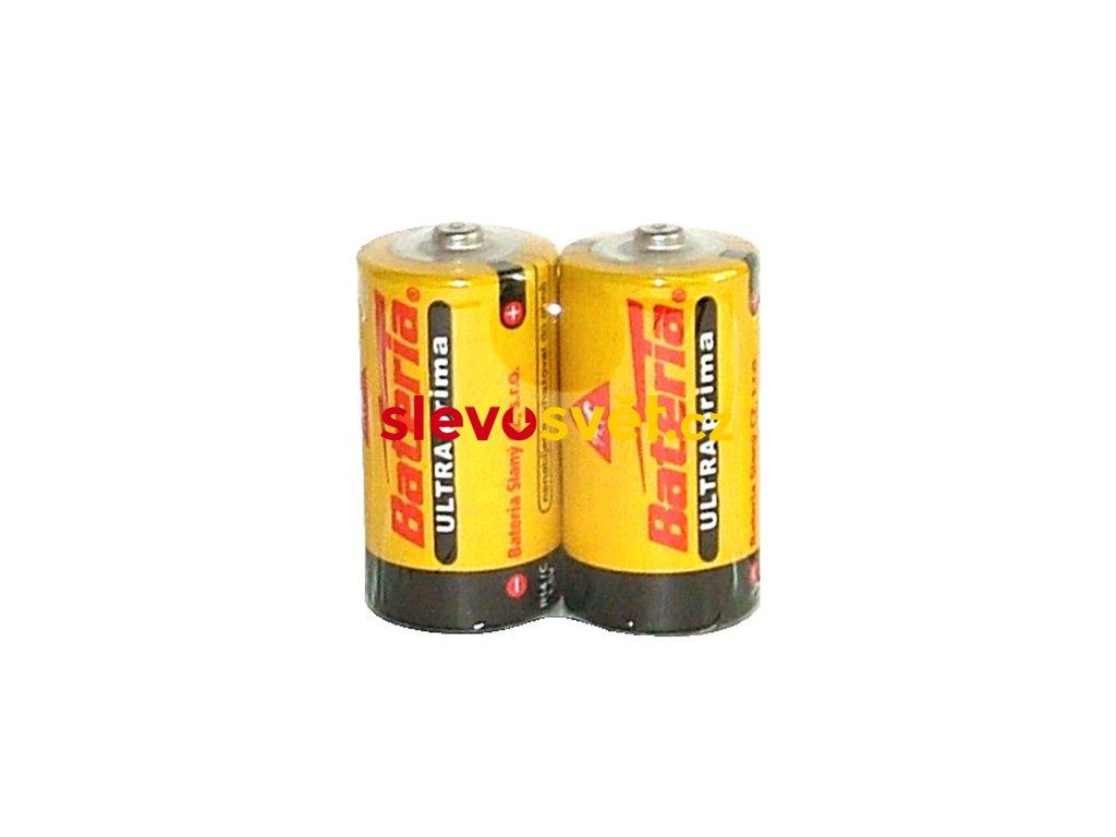 Baterie ULTRA prima R20 - D - 1,5V